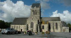 Sainte Mere eglise - Normandy, France