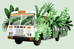 Vander Yacht: Made this little gif for The New York Times for a story about the inventive and slightly unorthodox ideas in India about how to fight Delhi's smog problem.