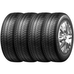 Pneu Michelin 185 70 R13 86T Energy XM2 TL - Kit com 4 Pneus, por apenas R$1100,00