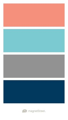 C Turquoise Clic Gray And Navy Wedding Color Palette Custom Created At Magnetstreet