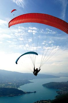 Paragliding in Yorkshire