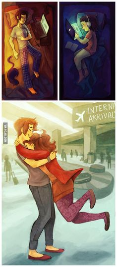 Funny pictures about Long Distance Relationships Are Special. Oh, and cool pics about Long Distance Relationships Are Special. Also, Long Distance Relationships Are Special photos. Relationship Comics, Relationship Goals Pictures, Cute Relationships, Distance Relationships, Long Distance Boyfriend, Long Distance Love, Friendship Quotes, Love Quotes For Boyfriend, Tfios