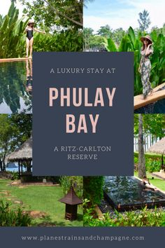 Phulay Bay - A Ritz- Carlton Reserve  Phulay Bay | Ritz-Carlton | Luxury Resort | Luxury Hotel | Beautiful Hotels | Thailand | Krabi | Phuket | Ritz Carlton Reserve | Travel | Southeast Asia | Thai Islands | Hotel Review