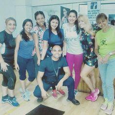 @deleonpersonaltrainer  culminando el año junto  al chicas del #teamdeleon #fts #trx #lucha #vamospormas  #bemorehuman  #venezuela #personaltrainer #fitness #crosstraining #crossfit #hiit #panama #chile #brasil #losteques #deleonpersonaltrainer #entrenami