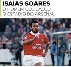 JORNAL O RESUMO: Homem que calou o Estádio do Arsenal e Ídolo da Li...