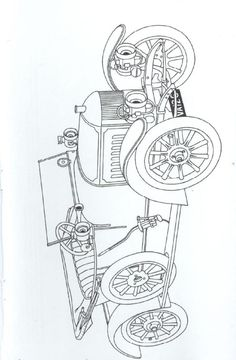 ausmalbilder motorrad harley   ausmalbilder, malvorlagen