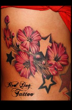 tribal star tattoos for girls | Women Tattoos: Belly and Waist Tattoo Female Body Super cute!!!