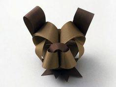 Ribbonesia: Beautiful Ribbon Art for Memorable Gift Wrapping Ribbon Art, Ribbon Crafts, Paper Crafts, Diy And Crafts, Crafts For Kids, Arts And Crafts, Animal Bows, Dog Milk, Dog Collar Tags