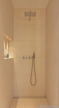 Wunderbar Une Douche Toute Blanche, Why Not ?