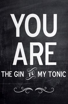 Three cheers for World Gin Day! There's a World Gin Day? Count me in on that! Gin Tonic, Brockmans Gin, Tonic Drink, Gin Quotes, Words Quotes, The Words, Quotes To Live By, Love Quotes, Inspirational Quotes