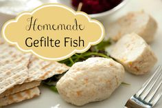 More Than Paper Blog: Family Meal Traditions -Homemade Gefilte Fish for Rosh Hashanah #recipes #entertaining