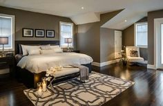25 Stunning Master Bedroom Ideas Modern master bedroom, Bedroom color schemes, Home bedroom Smart and Minimalist Modern Master Bedroom .