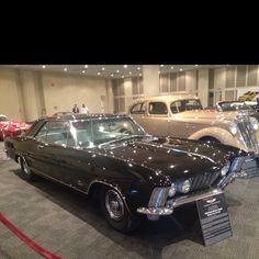 Classic Buick Riviera