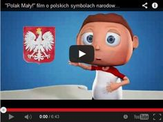 film o polskich symbolach narodowych Kids Education, Family Guy, Children, Youtube, Blog, Diy, Fictional Characters, Historia, Bricolage