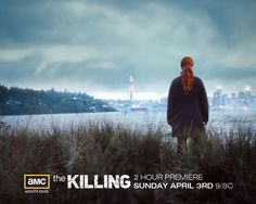 """The Killing"" or ""Who killed Rosie Larsen?"" The first season was the absolute best and did a great job with character development."