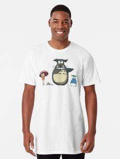 #totoro #miyazaki #ghibli #japanese #movie #cinema #fanart Totoro T Shirt, Miyazaki, Ghibli, Fanart, Cinema, Japanese, Mens Tops, Movies, Movie Posters