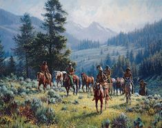 Monarchs of the North by Martin Grelle .
