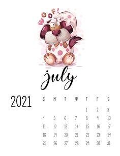 Cool Calendars, Cute Calendar, Print Calendar, Calendar Design, 2021 Calendar, Monthly Calendars, Monthly Planner, Cute Screen Savers, Tropical Frames