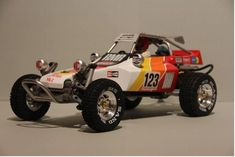 Super Champ from showroom, Ivan Stewart´s new Super Champ. Tamiyaclub the Vintage Tamiya and radio control Collectors website Rc Cars And Trucks, Vw Cars, Rc Kits, Rc Buggy, Tamiya Models, Porsche 356 Speedster, Rc Radio, Rough Riders, Radio Control