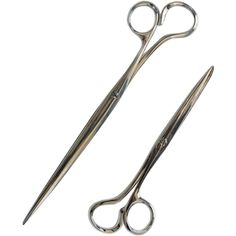 """""""Neto"""" Scissors by Antonia Campi   1958 Italy. Quite coveted because the small one is 750 and the large is 600."""