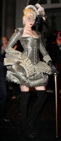 Masquerade au Chateau......F.I.G.J.A.M FASHIONISTA #rococco return