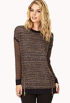 Modernist Zip Sweater