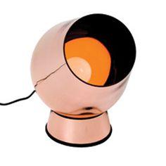 Tom Dixon Fat Spot Copper Floor/Table Light. Love this floor light .