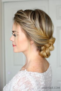Valentines Day Is Next Week And I Think This Hairstyle Would Be - Hairstyle for valentine's dance