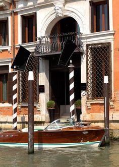 Palazzo Barbarigo – Venice - Italy.