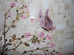 cabeceira cama - mosaico - detalhes 3/3