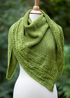 "Forest Mystery by ""Amanita"" Agata Mackiewicz Shawl Patterns, Knitting Patterns, Crochet Patterns, Crochet Ideas, Knit Or Crochet, Crochet Shawl, Easy Crochet, Free Crochet, Easy Knit Hat"
