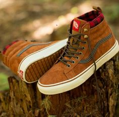 c18d36be822 Definitely need these weatherized Van Sk8-Hi MTE for the winter months Winter  Sneakers