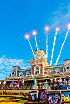 Walt Disney World - The Magic Kingdom Welcome Show