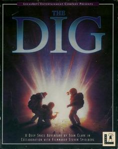 Steven Spielberg, Alan Dean Foster, Robert Patrick... Big names associated to this project... Supposed to be a movie, end up being a cool Point'n'Click game...