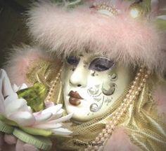 Carnevale di Venezia-Venexiana e il ranocchio 2013