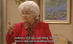 20 Great Golden Girls Comebacks, you never know when you'll need one!