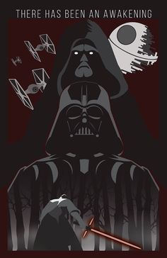 "Star Wars ""The Force Awakens"" Sith Legacy Minimalist Poster by FireBringerDesigns on Etsy https://www.etsy.com/listing/217191765/star-wars-the-force-awakens-sith-legacy"