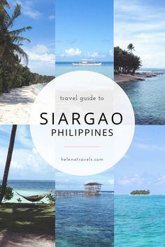 Travel Guide to Siargao Island in the Philippines