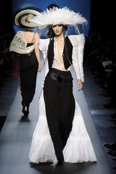 Gaultier Paris 2012