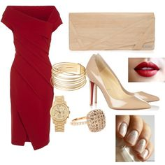 """""""Wedding Guest"""" by tinamariewilliams on Polyvore"""