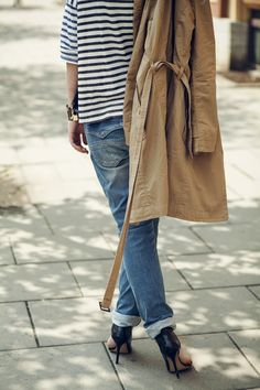 COMIFASHION: levi's trench