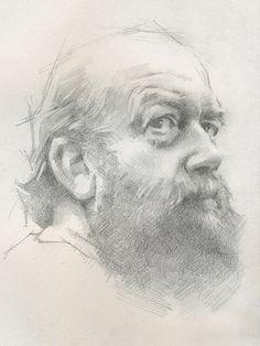 Sketchbook image - Jeff Haines