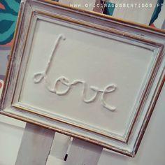 Love frame  Rubrica de hoje do espaço Oficina no Grandes Manhãs   Porto Canal… quem viu?