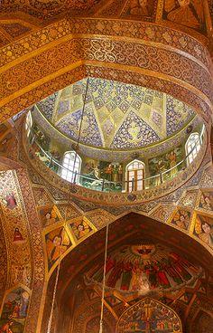Vank Cathedral(Isfahan, Iran)