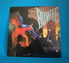 David Bowie Let's Dance Vinyl 1983 - Vintage EMI ST 17093 Record - Made in Australia Collectable Wooden Figurines, Lets Dance, Handmade Copper, Vintage Music, You Are Awesome, Amazing Flowers, David Bowie, Kitsch, Album Covers