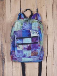 Tie-Dye Mini Backpack