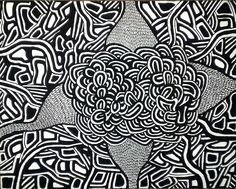 THE FOUR WAYS art by seangardner