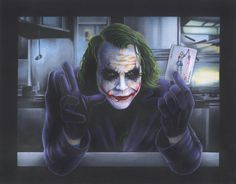 TDK Joker by smlshin