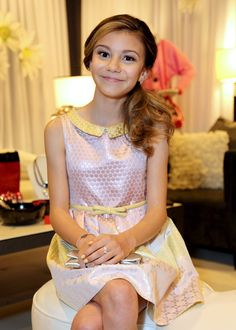 Genevieve Hannelius ~ Minnie Gifting Lounge At The 2013 Radio Disney Awards