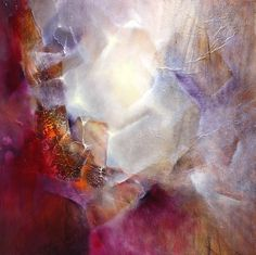 "Annette Schmucker, ""Vom Inneren Leuchten"" With a click on 'Send as art card', you can send this art work to your friends - for free!"